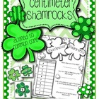 Centimeter Shamrocks