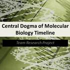 Central Dogma of Molecular Biology Timeline Project