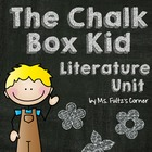 Chalk Box Kid Literature Unit/Book Club
