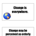 Change Generalization Cards