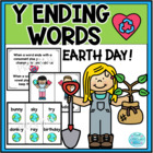 Earth Day-Change Y to i ~Add -es OR Just Add ~s??