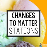 Changes in Matter! {A Science Stations Unit}