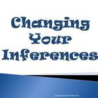 Changing Your Inference Reading Strategy PowerPoint