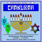 Chanukah / Hanukkah Reproducibles
