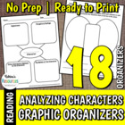 Character Activities for Elementary Literacy