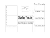 Character Analysis for Studying Stanley Yelnats in the nov