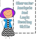 Character Analysis and Logic Reading Skills