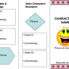 Character Brochure Project