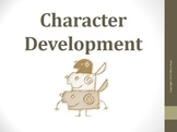 Character Development Reading Strategy PowerPoint
