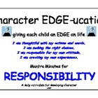 Character EDGE-ucation Mantra Minutes for Responsibility