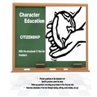 Character Education:  Citizenship with If I Ran for Presid
