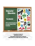 Character Education: Tolerance w/ Alexander and the Very Bad Day