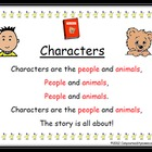 Character Response: Common Core Comprehension Writing