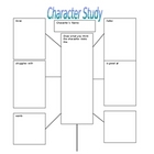 Character Study Graphic Organizer