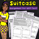 Character Suitcase Assignment (Any Novel)