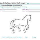 Character Traits - Black Beauty