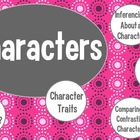 Character Traits Week Long Unit-SMARTBoard Lesson