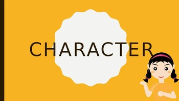 Character - Types and Traits