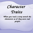 Characters and their Traits