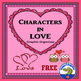 Characters in Love Graphic Organizer