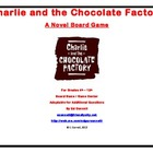 Charlie and the Chocolate Factory Board Game