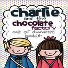 Charlie and the Chocolate Factory Differentiated Booklet f