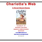 Charlotte&#039;s Web Board Game