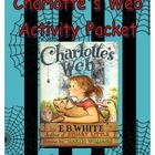 Charlotte's Web Book Study Activities