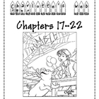 Charlotte&#039;s Web - Chapters 17-22  Packet