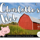 Charlotte&#039;s Web Literacy Bundle!