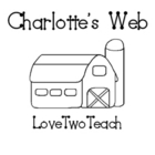 Charlotte&#039;s Web:  Literacy and Math Fun