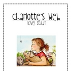 Charlotte&#039;s Web Novel Study
