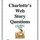 Charlotte&#039;s Web Story Questions