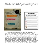 Charlotte&#039;s Web Synthesizing Anchor Chart FREEBIE!