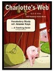 Charlotte's Web Vocabulary
