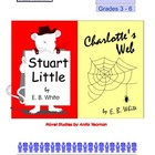 Charlottes Web and Stuart Little -  Grades 3-6