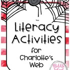 Charlotte&#039;s Web of Literacy Activities