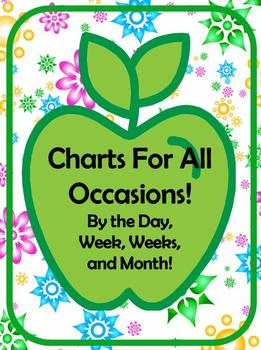 Charts For Every Occasion - 12 Pack