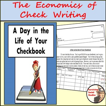 Check Writing Worksheet