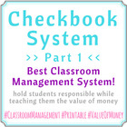 Checkbook System Part 01