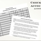Checking Accounts Activity 2