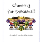 Cheering for Syllables