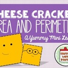 Cheese Cracker Area and Perimeter