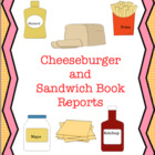 Cheeseburger Book Reports   Grades 1-6  Lesson Plan for reading