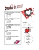 Cheesy Valentines Day LOVE QUIZ -- Spanish