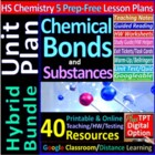 Chemical Bonding - Engaging &amp; Easy-to-learn Guided Study n