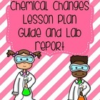 Chemical Changes Lab and Lesson Plan