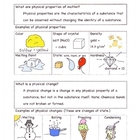 Chemical &amp; Physical Changes: Notes  Re-3