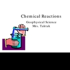 Chemical Reactions and Balancing Equations Ppt.