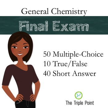 Chemistry Cumulative Final Exam